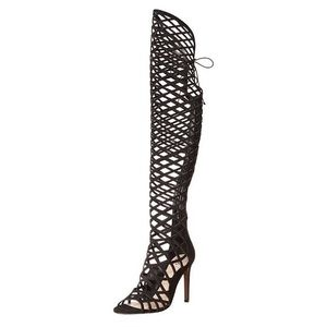 Vince Camuto Women's Keliana Over-The-Knee Boots